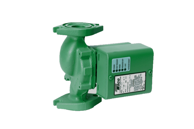 Taco (AC) Pump Variable Speed Cast Iron (Flanged)