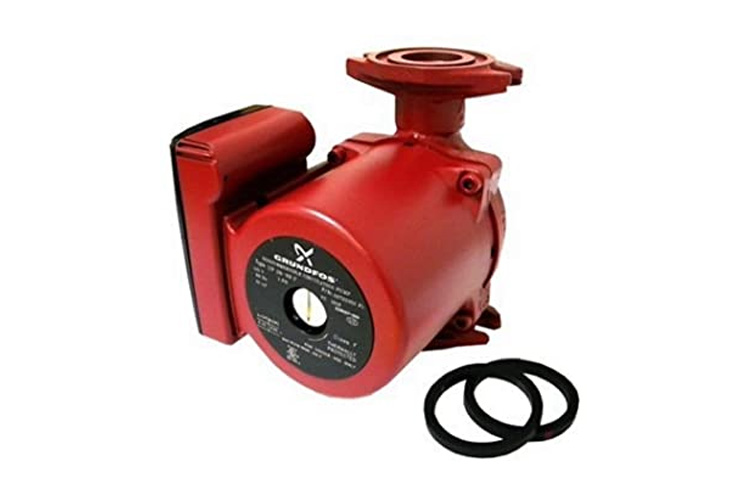 Grundfos (AC) Pump Cast Iron with Epoxy Coated Volute