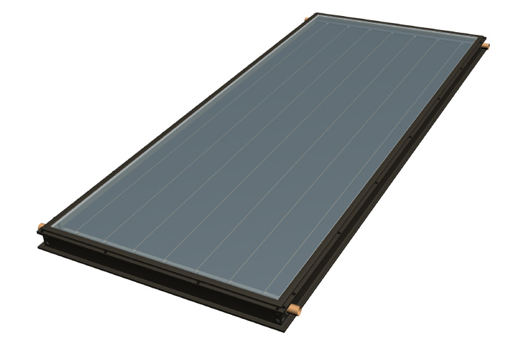 Collector MS Series Solar Thermal Panels