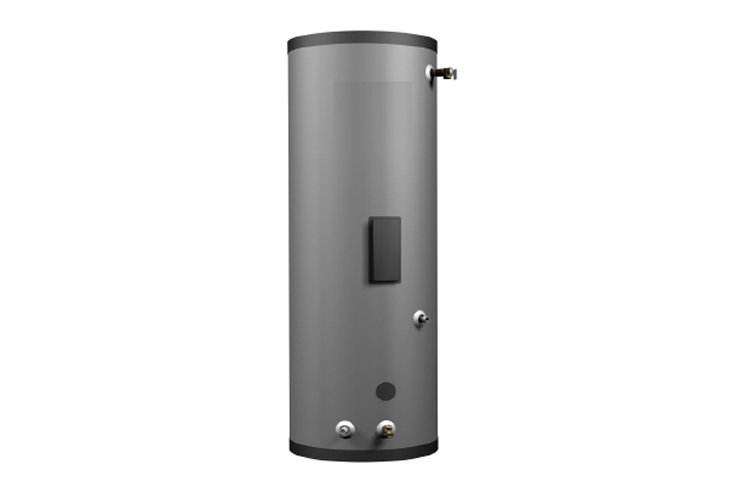 ThermoMiser Stainless Steel Tank with SS Heat Exchanger (120 Gal.)