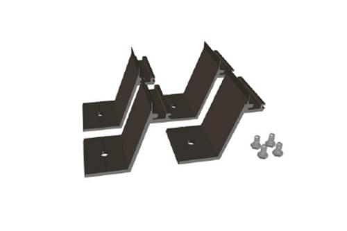 Collector AE Series Flush Mount Hardware