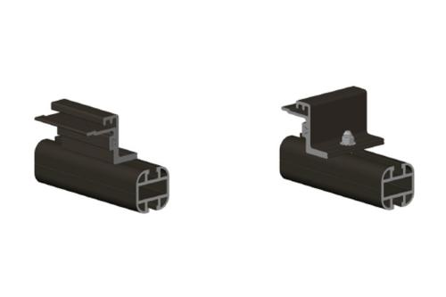 Collector MS Series Flush Mount Hardware